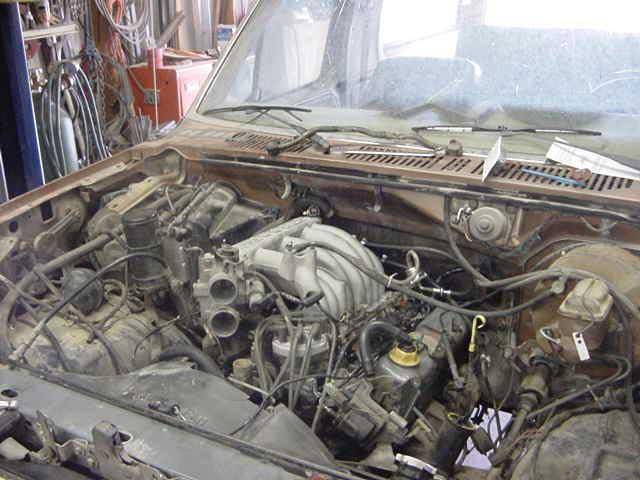 86 351 efi? - Ford Bronco Forum