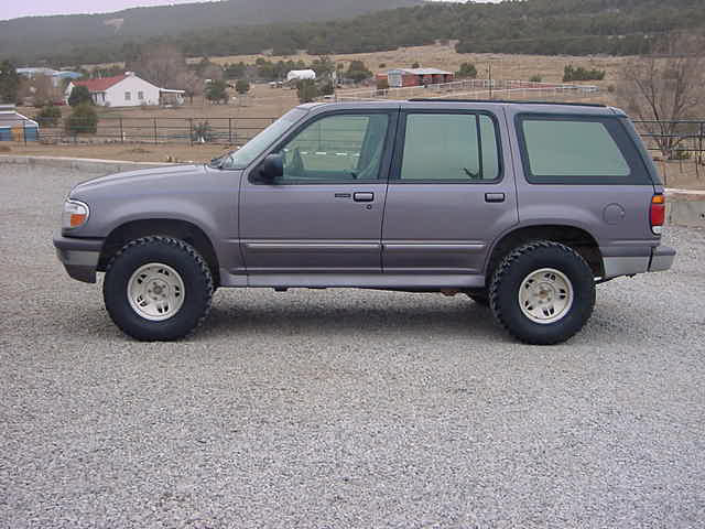 2006 Ford Explorer Xlt >> 32 x 11.50's ?? | Ford Explorer and Ford Ranger Forums - Serious Explorations