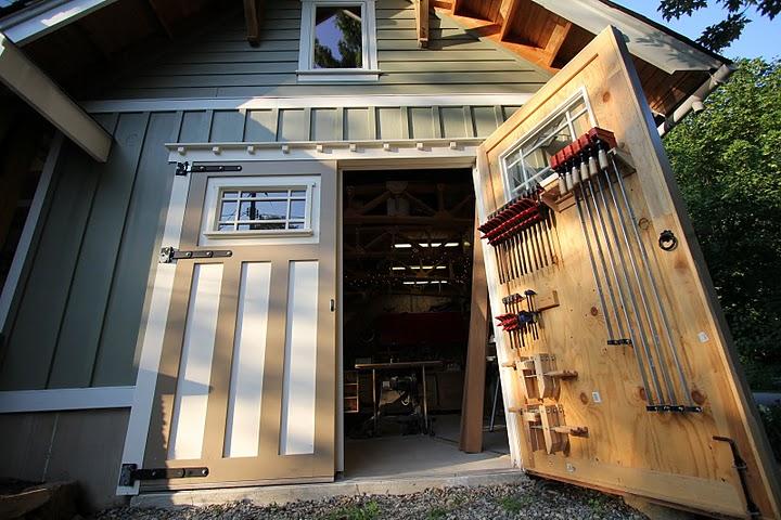 Workshop Door Stained Alder Barn Doors Sc 1 St Ar Workshop